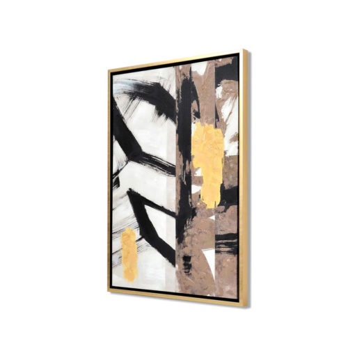 Wild Ones on the Loose Wall Art Canvas 65 cm X 95 cm