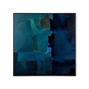 Maracas Absconding Wall Art Canvas 140 cm X 140 cm
