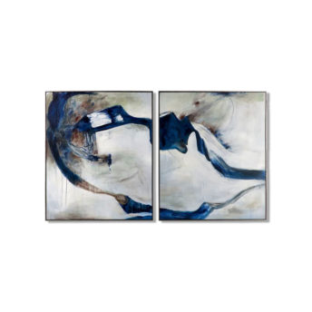 Summer Nights Wall Art Canvas 100 cm X 120 cm
