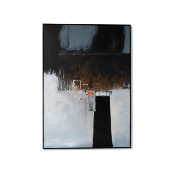 Road of Mysteries Wall Art Canvas 100 cm X 140 cm