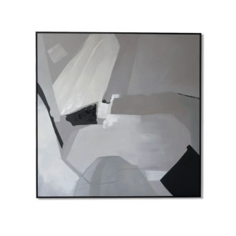 Cryptic Airspace Wall Art Canvas 140 cm X 140 cm