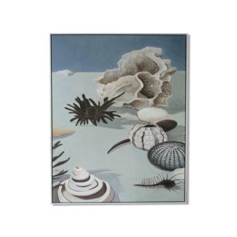 Salt Chuck Admiration Wall Art Canvas 87 cm X 108 cm