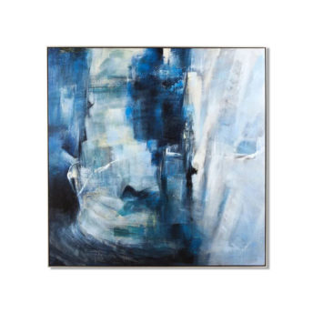 Oceanic Switch Wall Art Canvas 138 cm X 138 cm