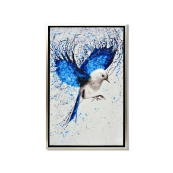 Bird Flight Wall Art Canvas 55 cm X 85 cm