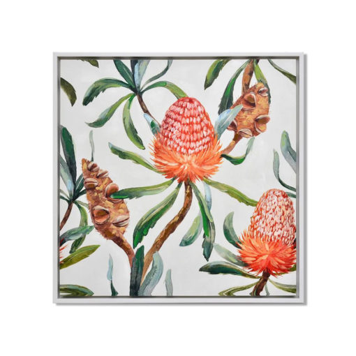 Topaz of the Day Wall Art Canvas 85 cm X 85 cm