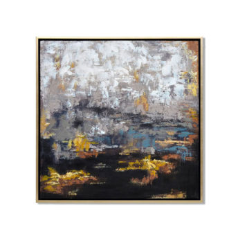 The Escapade Wall Art Canvas 105 cm X 105 cm