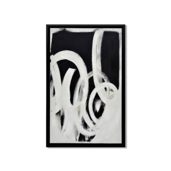 Breeze Escalation Wall Art Canvas 55 cm X 85 cm