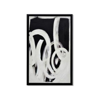 Breeze Escalation Wall Art Canvas 55 cm X 85 cm