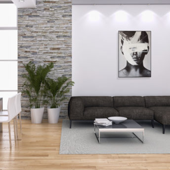 Contemporary Lad Wall Art Canvas 98 cm X 138 cm