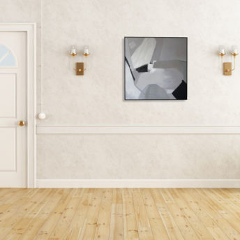Cryptic Airspace Wall Art Canvas