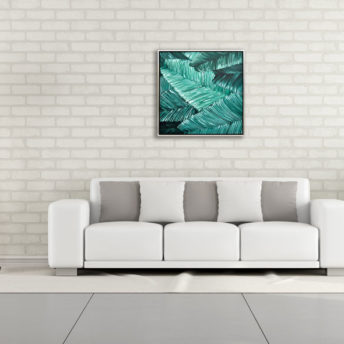 Into The Wild Wall Art Canvas 105 cm X 105 cm