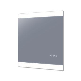 Miro Premium LED Mirror with Bluetooth Audio in Frameless - (75cm x 90cm), (90cm x 70cm), (120cm x 70cm), (150cm x 75cm), or (180cm x 85cm)