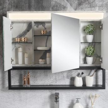 Zero LED Mirror – 100xm x 80cm