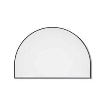 Arch Mirror Black - 80cm x 120cm