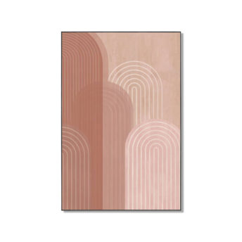 Archy Lines Abstract Wall Art Canvas 60 cm X 90 cm
