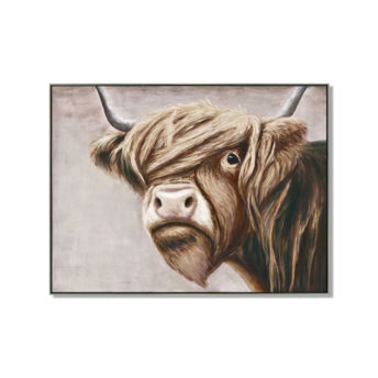 Babble Yak Tak Wall Art Canvas 80 cm X 120 cm